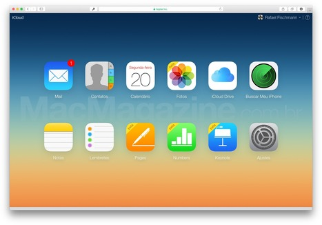 iCloud.com ganha web app Fotos e nova imagem de fundo | Apple Mac OS News | Scoop.it