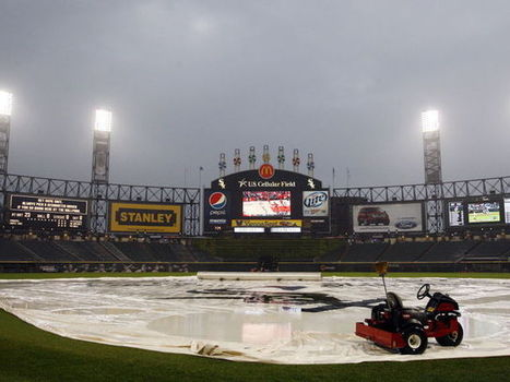 PHOTOS: White Sox poncho giveaway goes horribly wrong | theScore | BUS 116 - PR Theory - CC | Scoop.it
