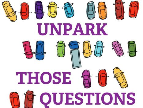 Unpark Those Questions | Informational Text and Literary Nonfiction | Scoop.it