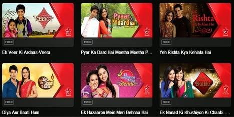 Internet-Easy Source to Watch TV Serials Online | Indian TV shows | Scoop.it
