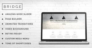 Bridge - Creative Multi-Purpose WordPress Theme ver 5.7 | Wordpress Themes | Scoop.it