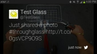 Google Glass : Evernote, Twitter et Facebook arrivent | SMO2 by Stéphane Robert | Scoop.it