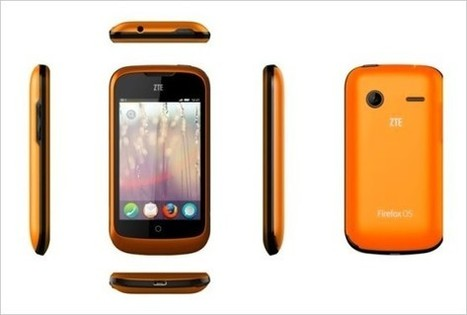 FIREFOX MOBILE OS HITS US WITH $80  SMARTPHONE | MOBILES 2 PAPERTABS eDIGEST | Scoop.it