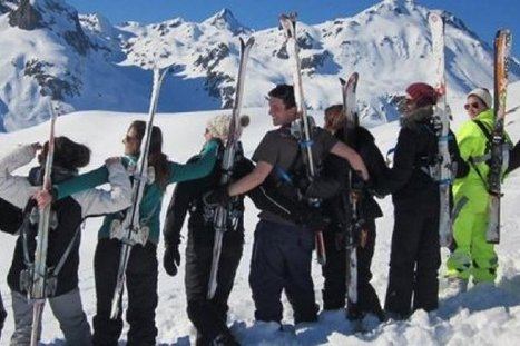 Ski Powder : Skiss, un concept innovant qui va vous changer la vie ! | L'innovation SKISS : toute la presse en parle ! | Scoop.it