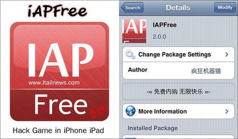 Review iAPFree วิธีโกงเกมบน iPad, iPhone ซื้อของ in app purchase ฟรีไม่เสียเงิน Hack Game iOs | 2556 | Scoop.it