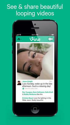 Vine: Comparte vídeo en Twitter | Herramientas TIC para el aula | Scoop.it