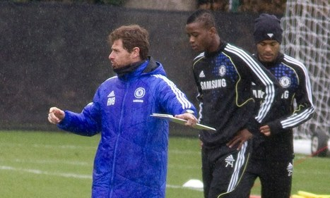 Villas-Boas slept at training ground, took final training session and was sacked... but Abramovich blames the players   Sports management: McShane, A   Scoop.it