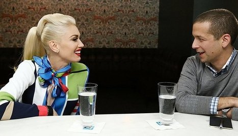 LinkedIn interview with Gwen Stefani: Thought her stardom would fade. It didn't, and it's because she's far savvier than many realize   All About LinkedIn   Scoop.it