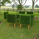 Turf Covered Furniture | Synthetic Grass NZ | Scoop.it