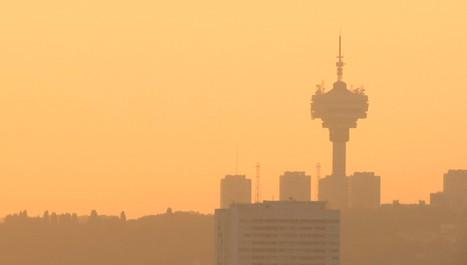 Un nouvel pic de pollution à l'ozone prévu samedi en région parisienne | Planete DDurable | Scoop.it