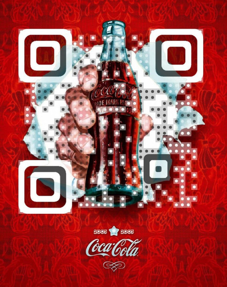 Alibaba Reveals a New Kind of QR Code to Fight Counterfeits | WIRED | Communication design | Scoop.it