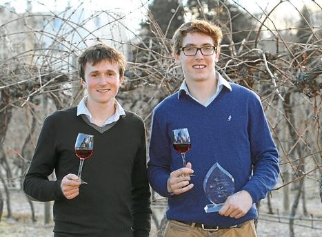 Ils ont cru au vin rouge qui pétille | Vin & Gastronomie | Scoop.it