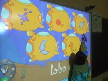 La Pizarra Digital en Educación Infantil | Tamadaba | TIC en educación | Scoop.it