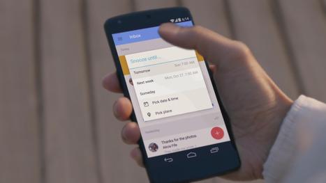 Inbox s'ouvre à Trello, GitHub et aux alertes Google pour notre productivité | SocialWebBusiness | Scoop.it