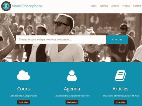 Un moteur de recherche de MOOC francophones | Lysi62 | Scoop.it