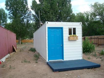 Casas hechas con contenedores | Noticias de ecologia y medio ambiente | Youtopia | Scoop.it
