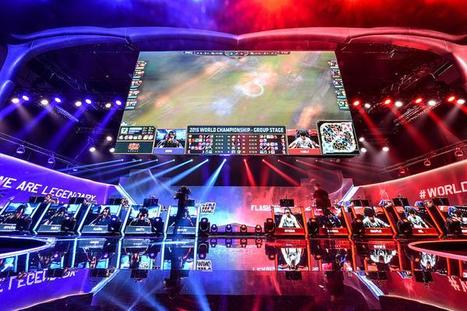 La BBC retransmettra les worlds - League of Legends | Le divan des Jeux vidéo | Scoop.it