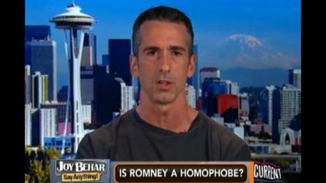 Dan Savage on Romney: That man is a homophobe | Daily Crew | Scoop.it