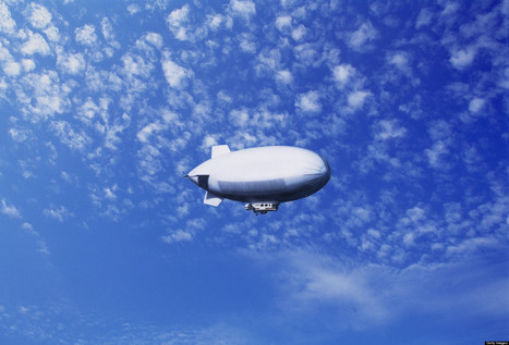 'Google Blimps' May Blanket Africa With WiFi | Educational Goodies | Scoop.it