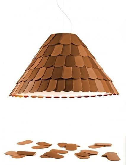 Pendant Lamp Roofer by Hubert Benjamin | Home and Modern Design Ideas. | different designs | Scoop.it