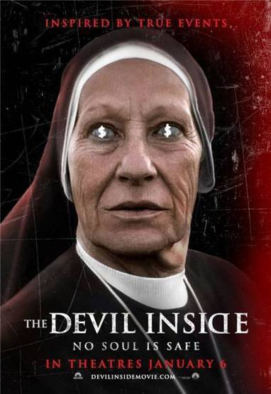 The Devil Inside Scares Up The Box Office! Makes $34.5 Million!! | PerezHilton.com | Machinimania | Scoop.it