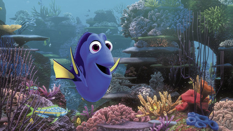 Le Monde de Dory : une merveilleuse aventure sous-marine - 1jour1actu.com | FLE enfants | Scoop.it
