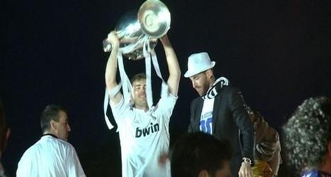 Ramos y Casillas coronan la Cibeles y brindan la Décima a miles de aficionados - Diario Torredonjimeno | Diariofutbol.com | Scoop.it