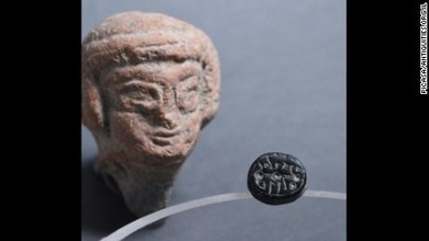 2,500-year-old seal unearthed in Jerusalem | World History - SHS | Scoop.it