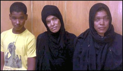 Egyptian Mother and Children Kill Elderly Woman, Young Girl for $200 Worth of Jewelry | Democratic  Liberty | Scoop.it