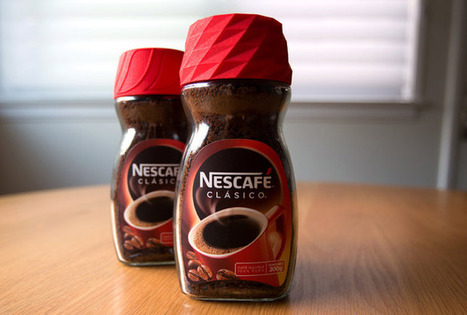 Making of The Nescafé Alarm Cap | Digital Design and Manufacturing | Scoop.it
