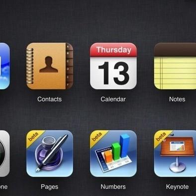 iWork für iCloud bekommt Features für Teamarbeit | Medien, ICT & Schule | Scoop.it