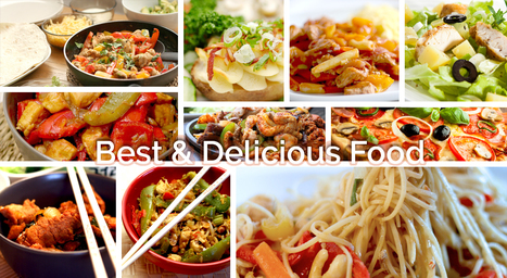 Different Flavours of Food - FOOD121 | Online Food Delivery In UK | Food | Scoop.it