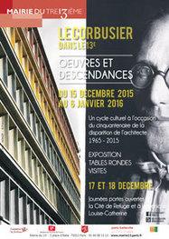 Paris: Mairie du 13e - Le Corbusier dans le 13e | The Architecture of the City | Scoop.it