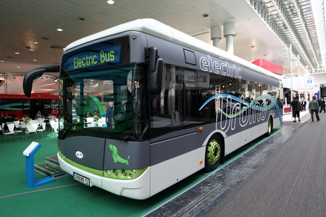 Electric Buses Being Tested Around The World, Pleasing Passengers And The ... - ThinkProgress | Electric vehicule | Scoop.it