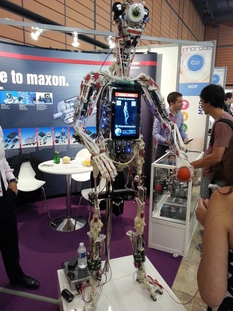 Le robot collaboratif va-t-il révolutionner l'e... | Une nouvelle civilisation de Robots | Scoop.it