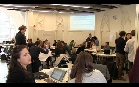 L'Université Catholique de Lille et son Learning Lab | Université Catholique de Lille | Scoop.it