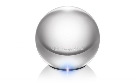 Silver Plated Digital Perfection: LaCie Sphere | Technology | Scoop.it