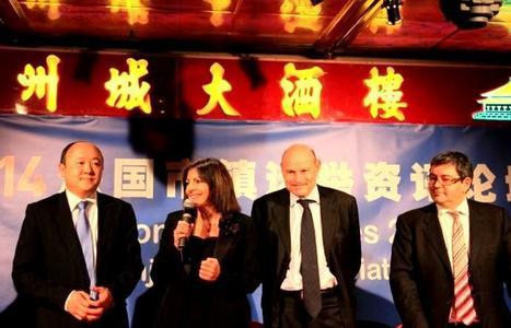 Buon-Huong Tan devient le premier représentant chinois au Conseil de Paris - Quotidien du Peuple | Buon TAN | Scoop.it