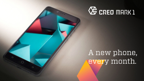 Indian smartphone startup Creo releases more details about its new take on Android | Mobile News | Scoop.it