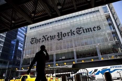 Le «New York Times» casse les prix sur le Web | Edition - Presse - Médias | Scoop.it