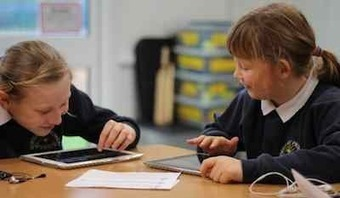 Touching the future – kids join in staff development | Disruptive Nostalgia in Education UK | Scoop.it