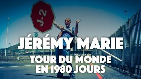 Jérémy Marie : Tour du monde en stop en 1980 jours - Capitaine Rémi   Auto-stop   Scoop.it
