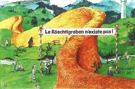 Langues étrangères: ne pas renforcer la barrière de rösti | Röstigraben Relations | Scoop.it