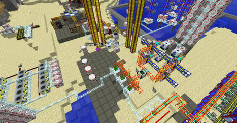 Industrial Craft 2 Mod for Minecraft 1.4.7 | Free Download Minecraft | Scoop.it