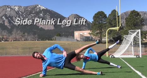 Core | Rutina rápida de 10 ejercicios | Educación Física en El Carmen | Scoop.it