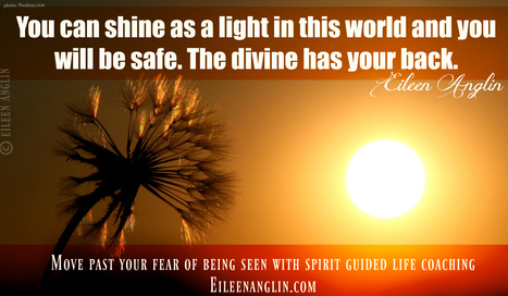 Shine Your Light Without Fear   Angelic Empowerment with The Path of the White Rose LLC   Scoop.it