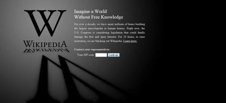 Wikipédia reste un géant fragile - Slate.fr | Bibliothèques numériques | Scoop.it