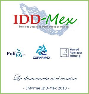 Índice de desarrollo democrático de México | DERECHO ELECTORAL EN MEXICO | Scoop.it