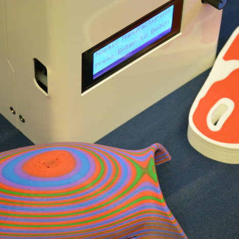 Mosaic Palette: Single Extruder Multi-Color and Multi-Material 3D Printing | Research_topic | Scoop.it