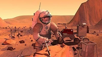 The Space Review: Funding humans to Mars | Space matters | Scoop.it